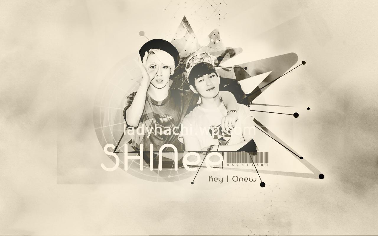 SHINee Onew and SHINee...
